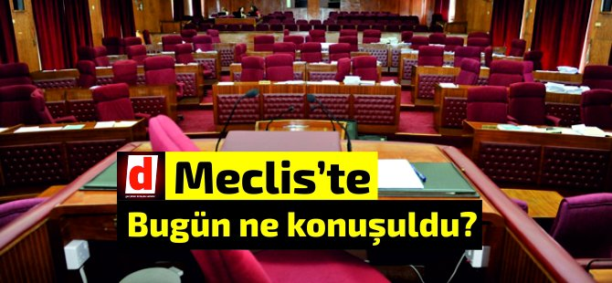 Meclis Başkanlık Divanı Özgürgün'ün dokunulmazlığının kaldırılması istemini görüşecek özel komite kurulması kararı aldı