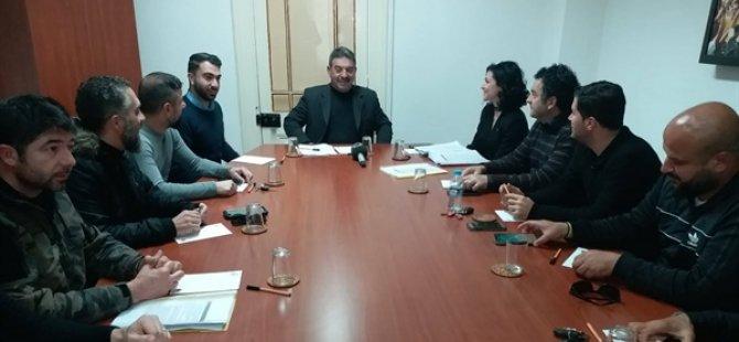 KTOEÖS CTP'ye yaptıkları ziyaretle ilgili açıklama yaptı
