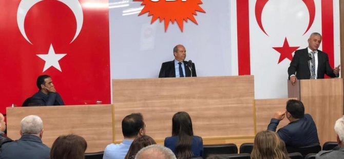 """Tatar: """"Halkın yaşam kalitesini artırmak istiyoruz"""""""
