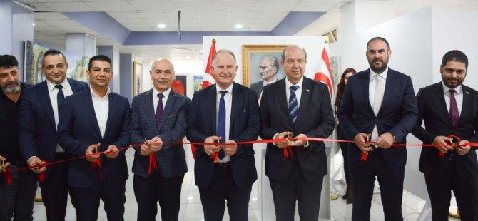 Başkurdistan Muhtar Cumhuriyeti Sanatçıları Resim Sergisi açıldı.