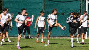 Beşiktaş yakın gelecekten kaygılı