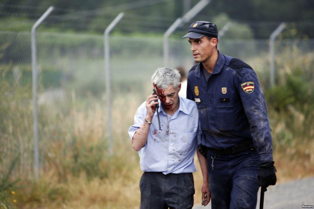 İspanya'daki Kazada Makinist Suçlu