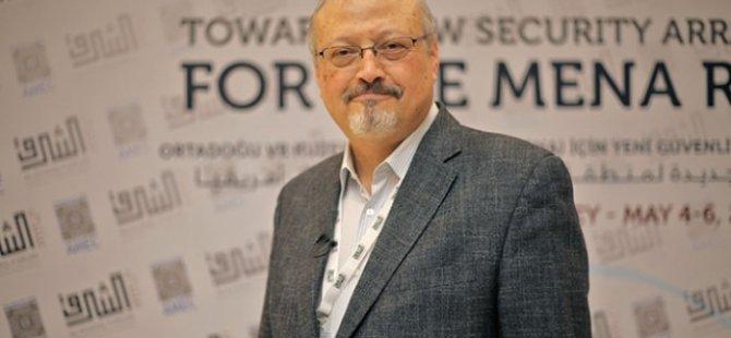 """Suudi Arabistan'a nükleer teknoloji transferine """"Cemal Kaşıkçı"""" şartı"""