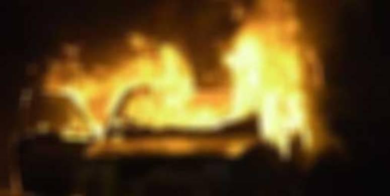 Larnaka'da bomba patladı!