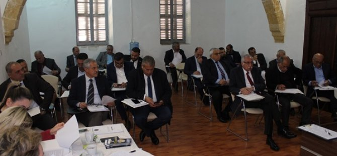 K.T. Belediyeler Birliği 66. genel kurul toplantısı yapıldı