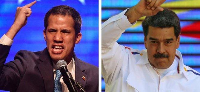 Guaido Maduro'ya karşı: Karayipler'deki karşılaşma