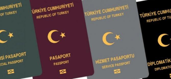 Türkiye'de 57 bin kişinin pasaportundaki sınırlama kalktı