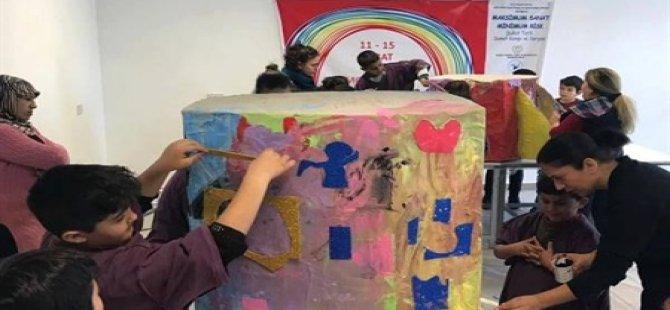 """""""Maksimim Sanat Minimum Risk Maraş"""" sergisi açılıyor"""