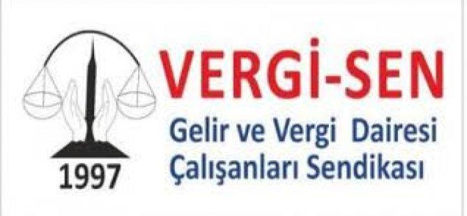 Vergi-Sen'in Motorlu Araçlar ve Ehliyetler Girne Şubesi'nde dün başlattığı süresiz grev askıya alındı