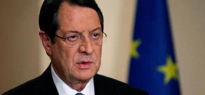 Anastasiadis'ten sert eleştiri: Belgesi çarpıtmalarla dolu
