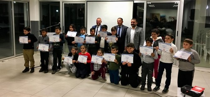 """Karaokçu: """"Çocuk ve gençlerimizin eğitimine büyük önem veriyoruz"""""""