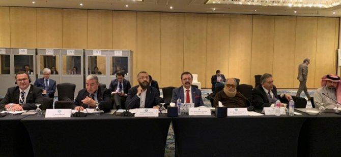 KTTO heyeti Mısır İş Yatırım Forumu'na katıldı
