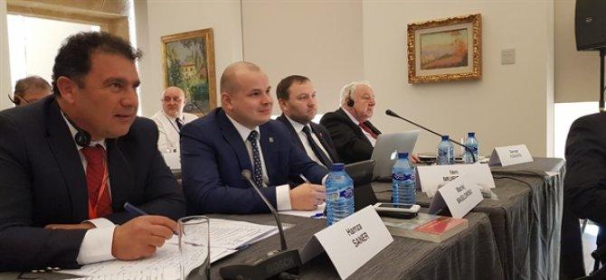 UBP Milletvekili Saner akpa kültür komitesinin toplantısına katıldı