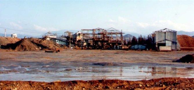CMC maden atıklarının insan sağlığına etkisi iki toplumlu proje ile araştırılacak
