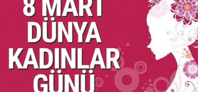 Engelli Hakları Koordinasyon Kurulu tüm kadınların 8 Mart dünya kadın günü'nü kutladı