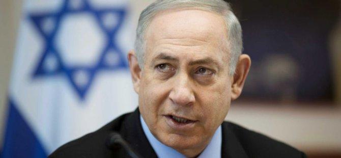 """Netanyahu'dan """"Eastmed"""" konusunda mesaj"""