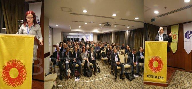 Öğretmen sendikaları Ankara'da