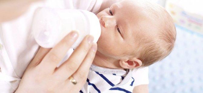 Biberondaki süte şeker, bal, pekmez eklemeyin!