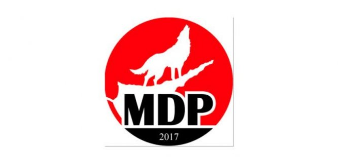 MDP'den polise şikayet