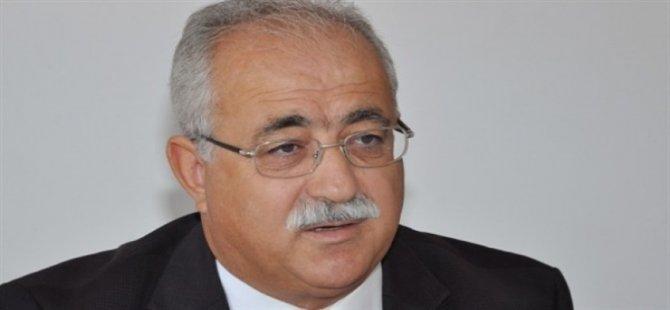 BKP Genel Başkanı İzzet İzcan'dan Bakan Zeki Çeler'e eleştiri