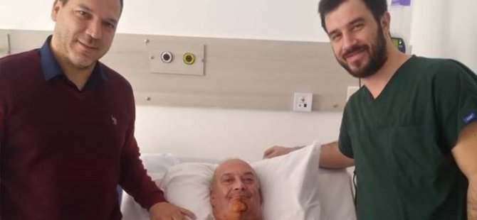Dr. Burhan Nalbantoğlu Hastanesi'nde 16 saatlik mucize ameliyat