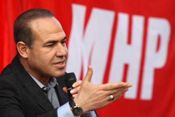 MHP'li Sözlü: Cumhurbaşkanı tek adam olabilir, krallıkla yönetilen başarılı demokrasiler var