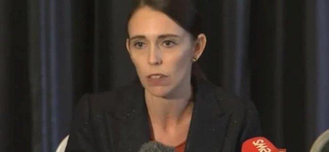 Yeni Zelanda Başbakanı Ardern: Böyle insanların bu ülkede yeri yok