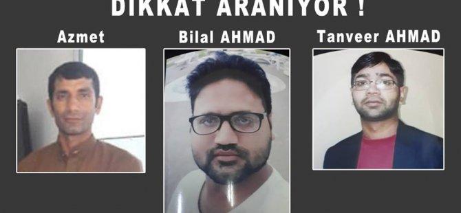 Cinayet zanlısı Bilal Ahmad Mağusa'da yakalandı
