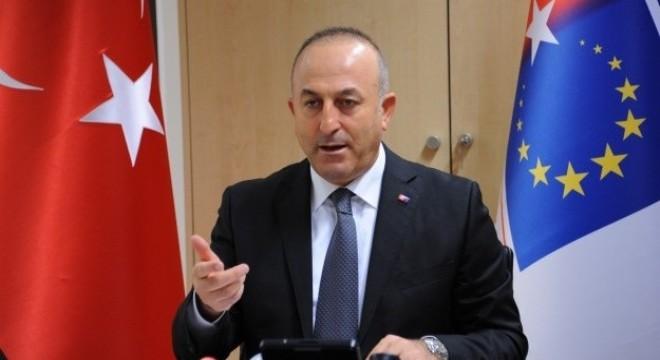 Çavuşoğlu: 360 binden fazla Suriyeli, terörden arındırdığımız iki bölgeye dönüş yaptı