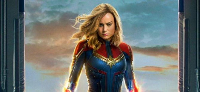 Captain Marvel Filminin Sonunun Neden Değiştirildiği Açıklandı