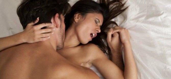 'Düzenli cinsel aktivite, böbrek taşını düşürmede yüzde 80 etkili'