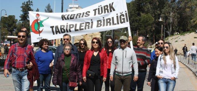 """Kıbrıs Türk Tabipler Birliği'nden """"Kadın sağlığı ve doğurganlık hakları"""" açıklaması"""