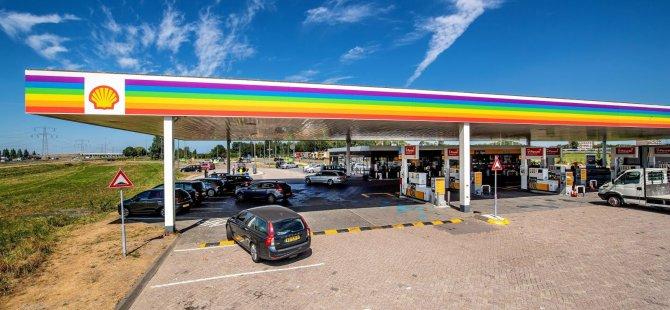 Shell: LGBT çalışanlarımızı desteklemekten gurur duyuyoruz