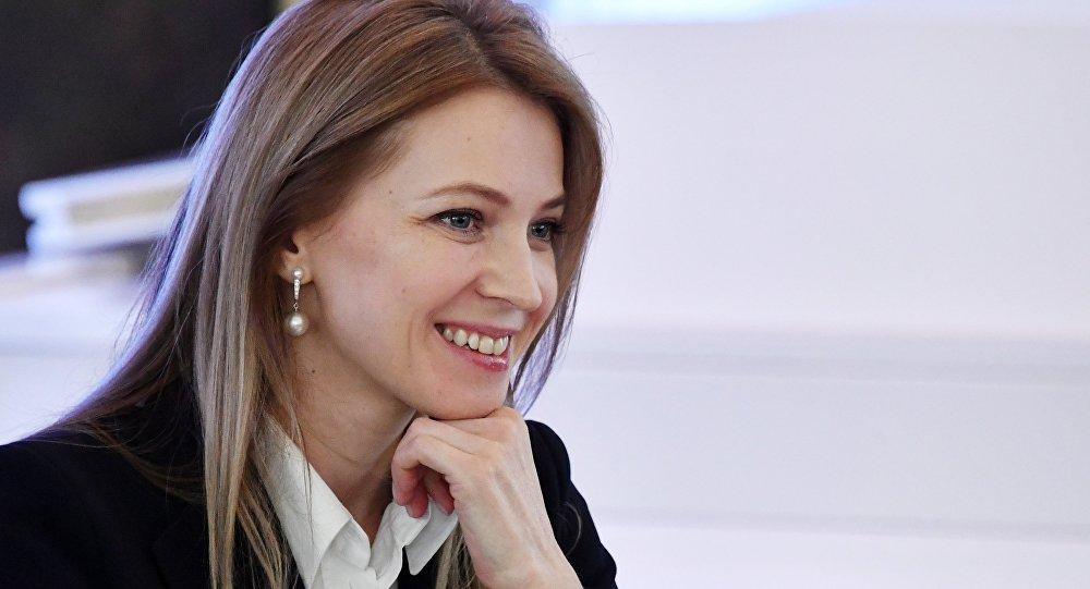 Natalya Poklonskaya: Erdoğan gelirse Kırım'a aşık olur