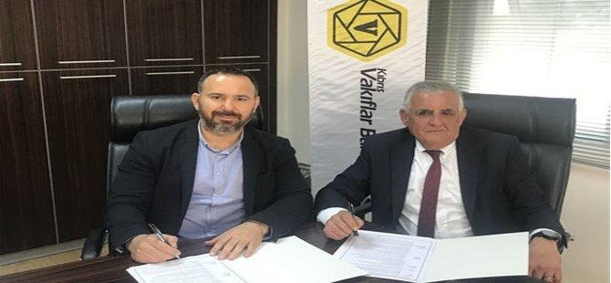 KTAMS ile Vakıflar Bankası arasında Toplu İş Sözleşmesi imzalandı