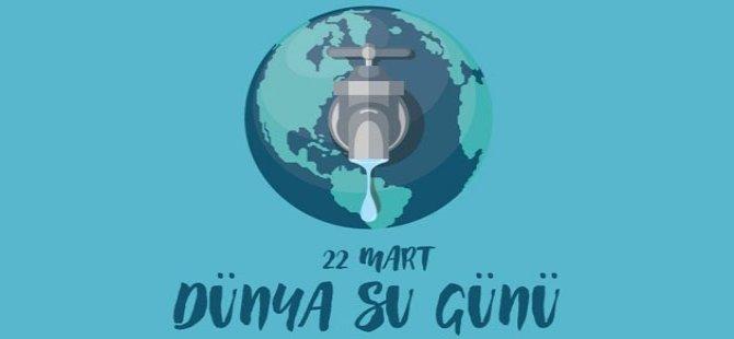 Tarım ve Doğal Kaynaklar Bakanlığı'ndan 22 Mart Dünya Su Günü Basın Açıklaması