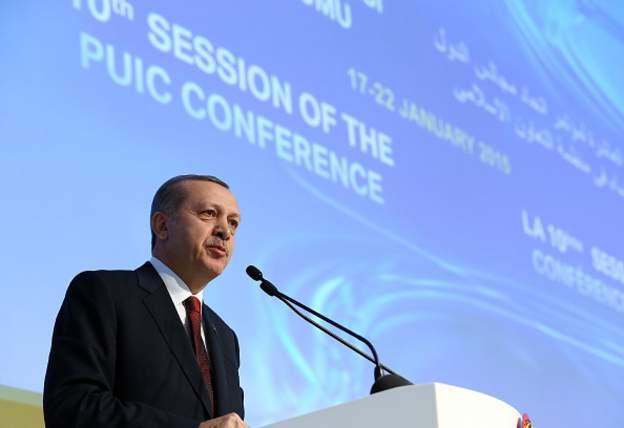 Erdoğan: Golan Tepeleri'nin işgalinin meşrulaştırılmasına asla izin vermeyiz