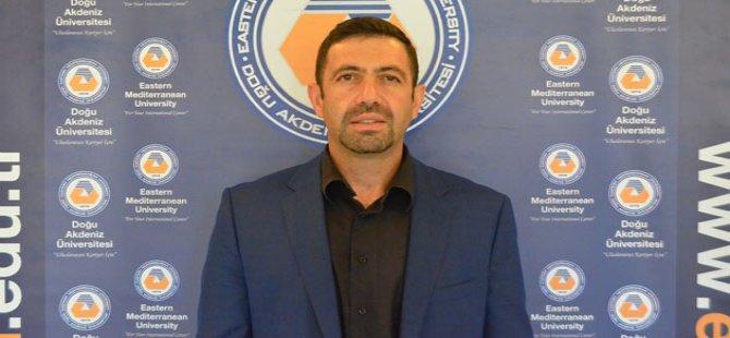 DAÜ Özay Oral Kütüphanesi Müdür Vekili Osman Soykan Kütüphane haftası dolayısıyla açıklamalarda bulundu