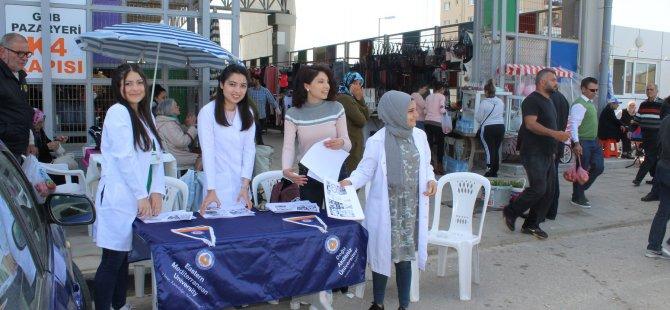 DAÜ Hemşirelik Bölümü'nden Down Sendromu Farkındalık Günü etkinliği
