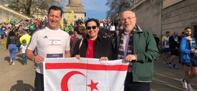 KKTC Londra Temsilcisi  Tuncalı'dan Baysan'a destek