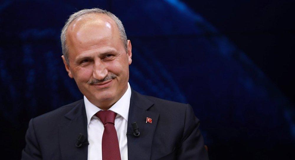 Bakan Turhan: Türkiye'den korkmaya başladılar