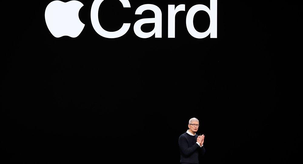Apple Card resmen duyuruldu