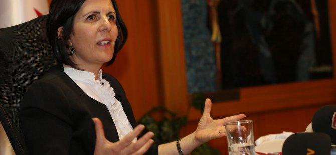 Sibel Siber: BM raporundan önce Meclis'in deklerasyon yayınlamasını beklerdim