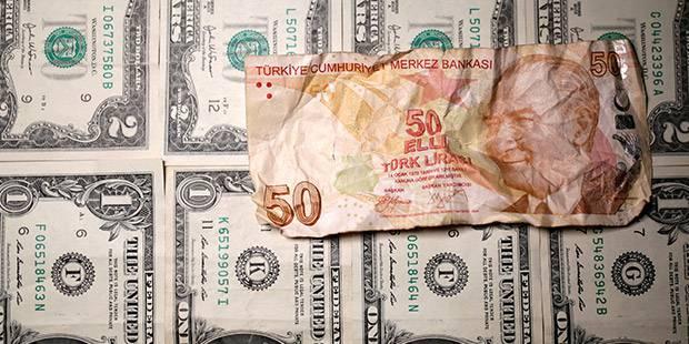 Reuters: Türkiye'deki kamu bankaları dün gece 1 milyar dolar sattı
