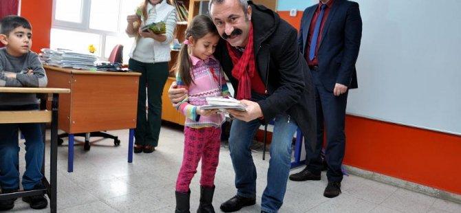 Seçimin yıldızı yine Tunceli'de 'komünist başkan' #secim2019
