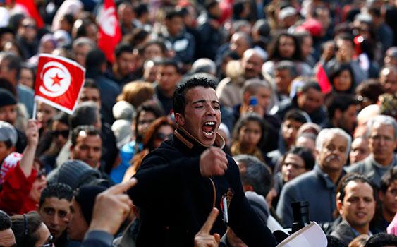 Tunus'ta siyasi bunalım