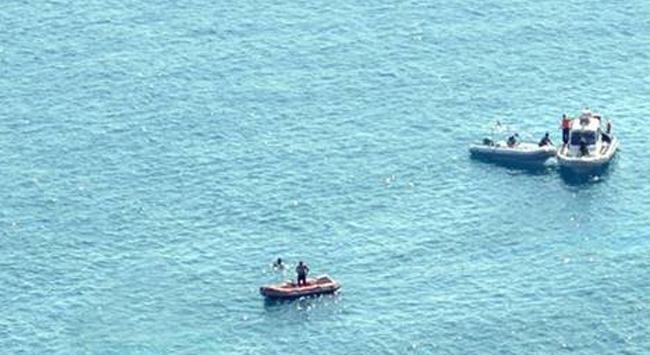 Ege Denizi'nde terör operasyonu