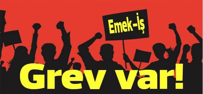 EMEK-İŞ grevde olacak!