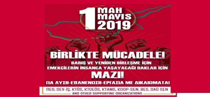 1 Mayıs için ara bölgede ortak kutlama