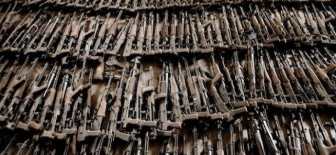 Rum Bakanlar Kurulu'ndan ateşli silahlara ilişkin yasa tasarısına onay